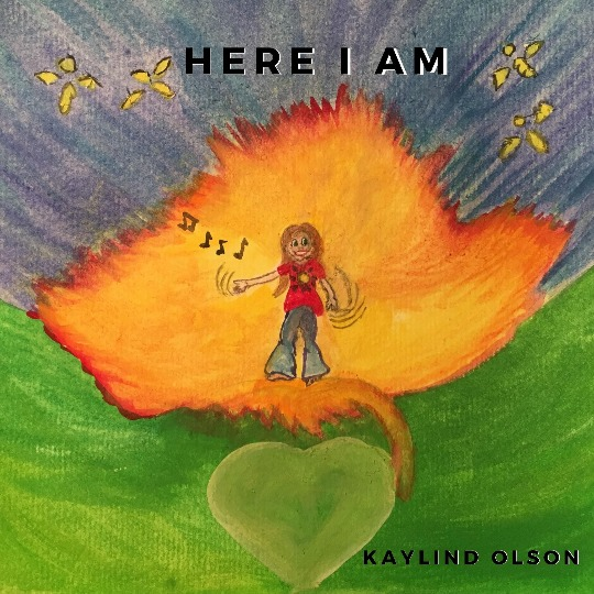 Here I Am is a song written about living in the PRECIOUS PRESENT with feelings of Kindness, Blessings, Gratitude.
