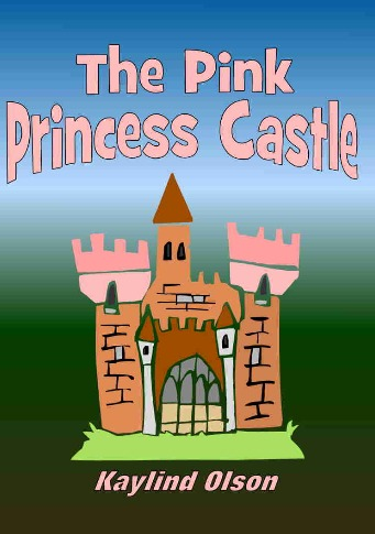 The Pink Princess Castle written by Kaylind Olson was written after she and her granddaughter, Emery, created a gingerbread castle together!